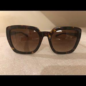 Turtoise & Brown Coach Sunglasses